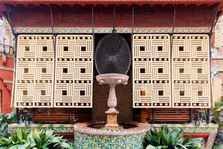 Фото №11 - Casa Vicens Антонио Гауди в Барселоне сдается через Airbnb