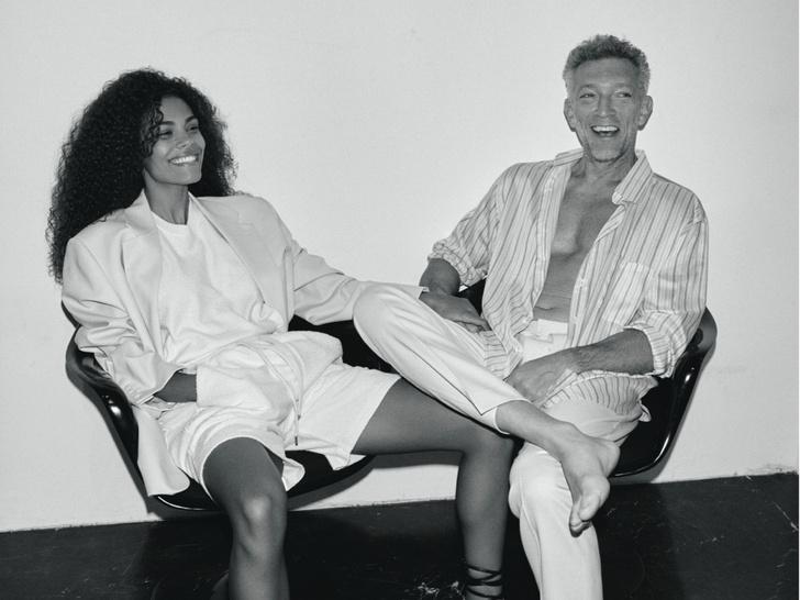 Фото №4 - Венсан Кассель и Тина Кунаки: «Любовь— это вся наша жизнь»