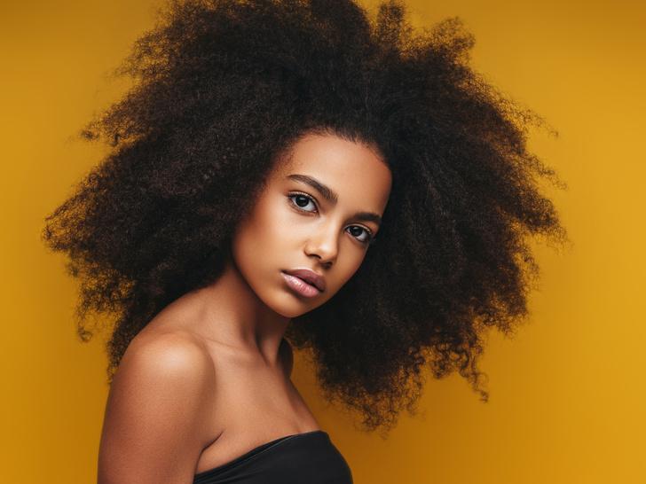 Фото №6 - Генетика подскажет: 5 типов волос, и как за ними ухаживать