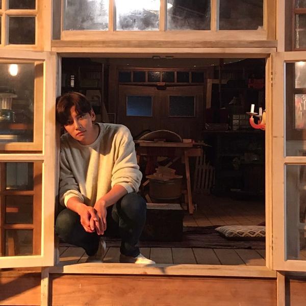 Фото №3 - Актер Чжи Чан Ук откровенно рассказал о своих комплексах и неудачах в любви