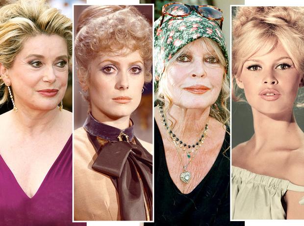 Фото №1 - Тогда и сейчас: как сегодня выглядят самые красивые французские актрисы