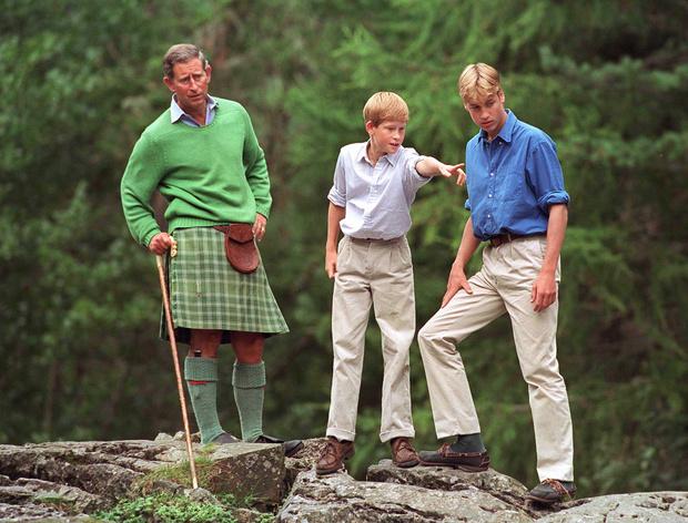 Фото №10 - Дресс-код королевских мужчин: как килты оказались в гардеробе Виндзоров