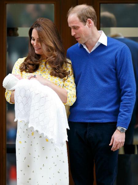 Фото №1 - Дэвид Бекхэм станет крестным отцом дочери принца Уильяма