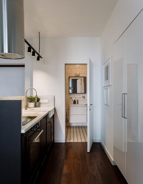 Фото №9 - Уютная квартира 35,7 м² в скандинавском стиле