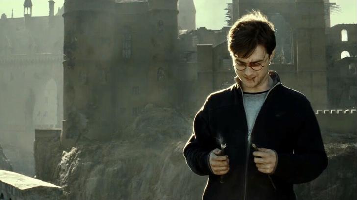 Фото №7 - «Гарри Поттер»: представим, что Пятый из «Академии Амбрелла» стал главным героем ✨