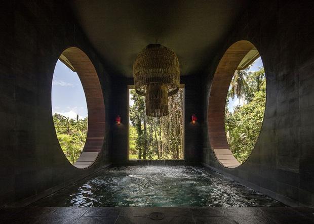 Фото №9 - Под открытым небом: вилла в джунглях Бали