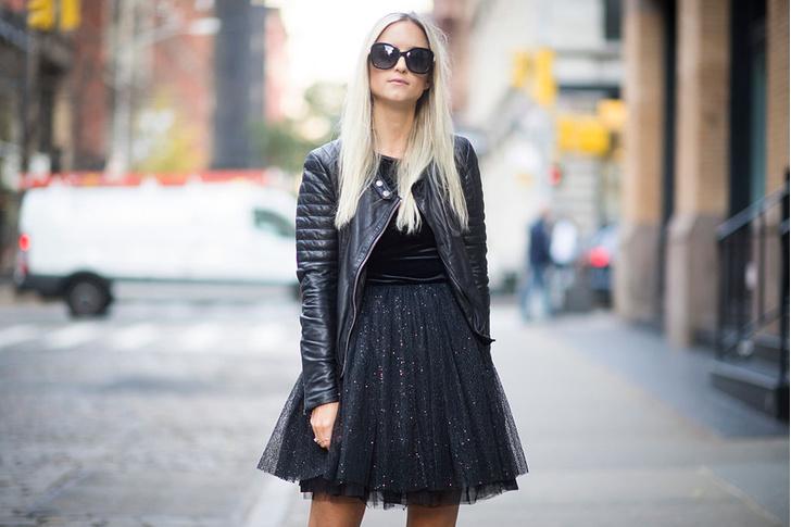 Фото №1 - Фасоны, стили и виды юбок: от американки до микромини