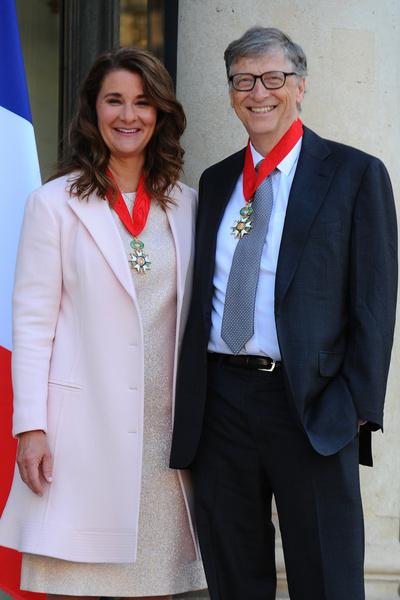 Фото №1 - Мелинда Гейтс два года планировала развестись с мужем из-за его дружбы с богачом-педофилом