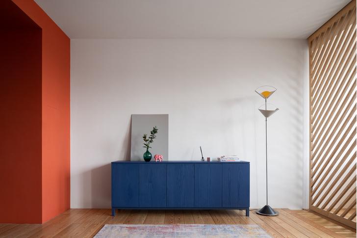 Фото №5 - Яркая квартира 70 м² для молодой пары в Москве