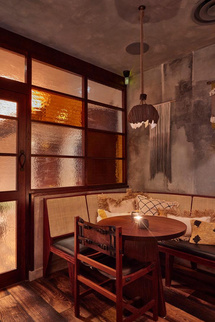 Фото №4 - Мексиканский ресторан в Лондоне по проекту A-nrd studio