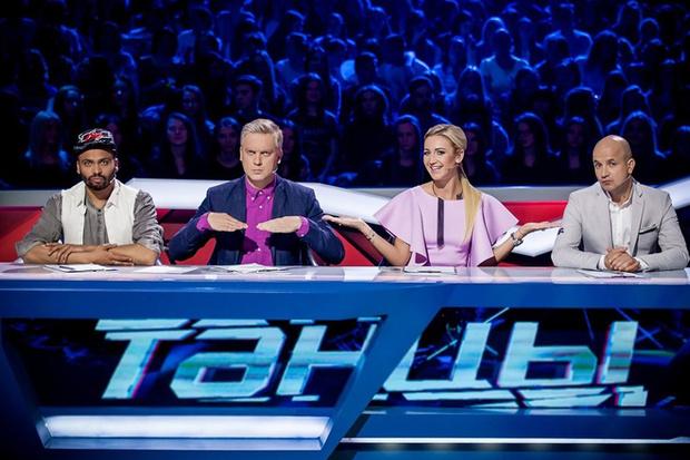 Судьи шоу Танцы фото