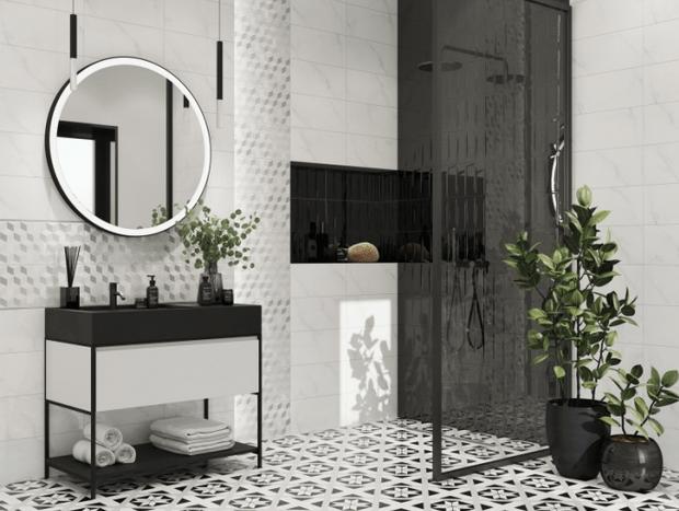 Фото №9 - Интерьер ванной как с обложки: идеи и решения