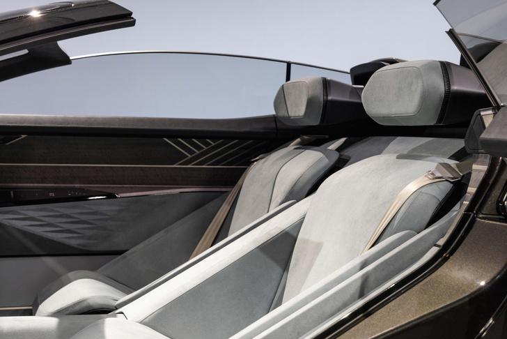 Фото №3 - Новый Audi Skysphere прощается с бензином