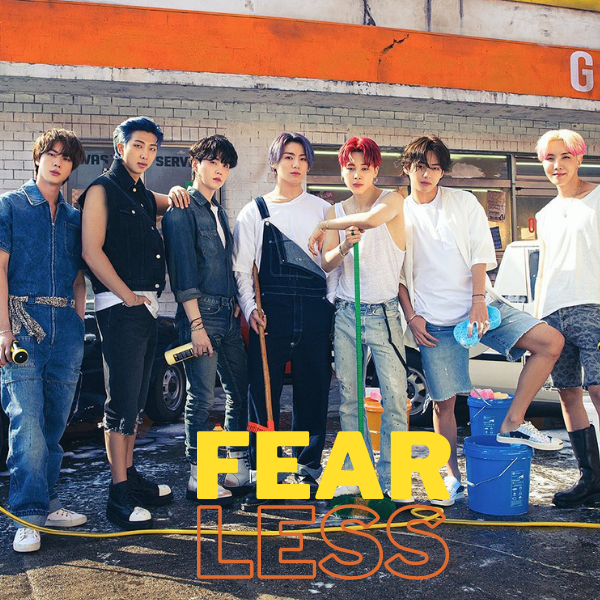 Фото №1 - Пауки и карусели: чего боятся мемберы BTS 😬