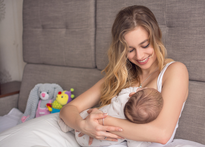 как правильно начинать грудное вскармливание новорожденного