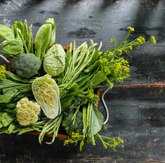 Блюда из цветной капусты и брокколи: 50+ полезных рецептов