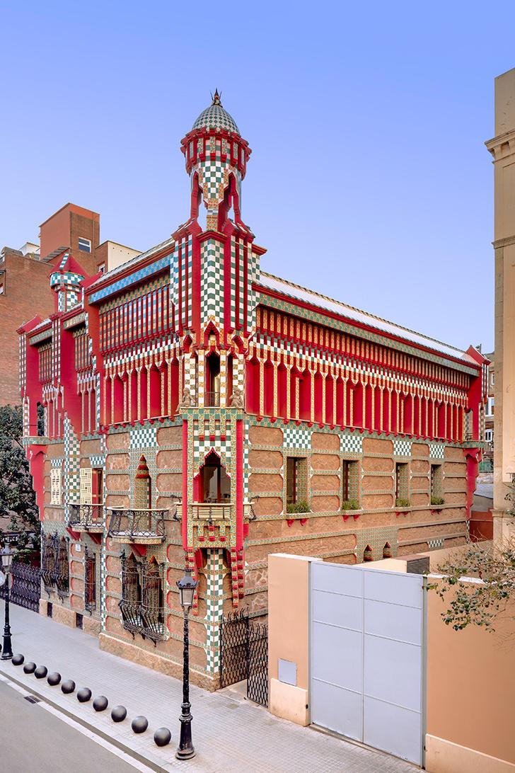 Фото №4 - Casa Vicens Антонио Гауди в Барселоне сдается через Airbnb