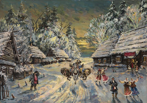 Фото №2 - Матрена Зимняя: приметы и традиции 22 ноября