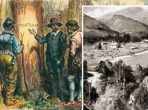 Фото №1 - Загадка Роанока: что случилось с колонией, бесследно изчезнувшей более 400 лет назад