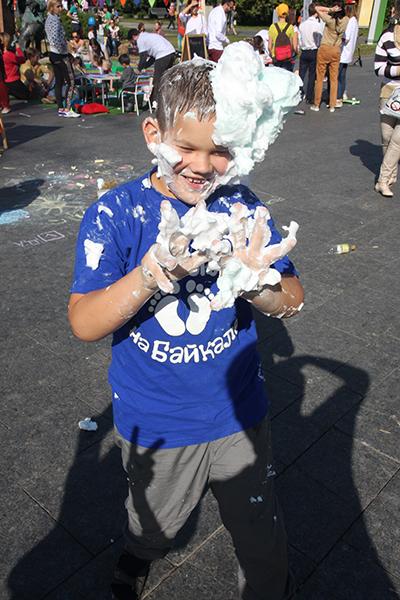 Фото №7 - В Москве состоялся Английский Детский Фестиваль