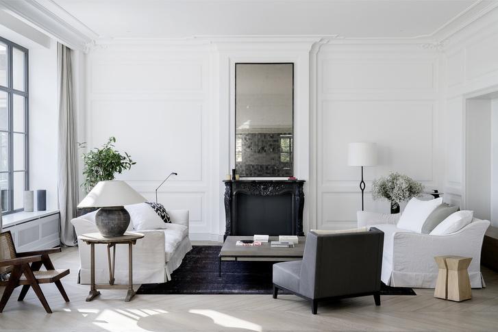 Фото №12 - Самые красивые комнаты за 20 лет: гостиные