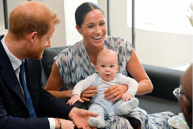 Фото №9 - Сыну принца Гарри и Меган Маркл— 2 года: как выглядит ребенок, которого не показывают прессе