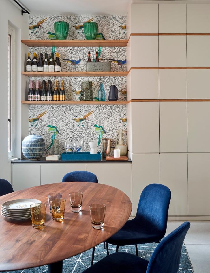Фото №5 - Стильная парижская квартира для американской пары