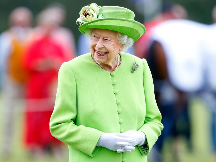 Фото №1 - Все внучки и правнучки Елизаветы II, названные в ее честь