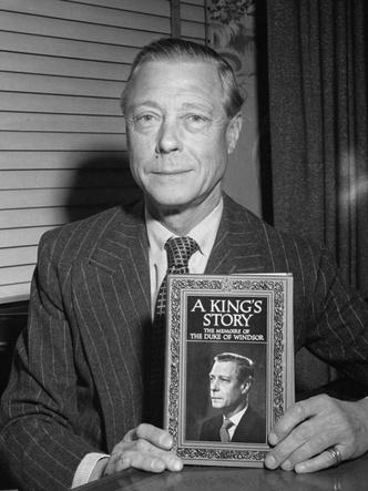 Фото №2 - За 70 лет до Гарри: о чем писал в своих мемуарах самый скандальный король Британии