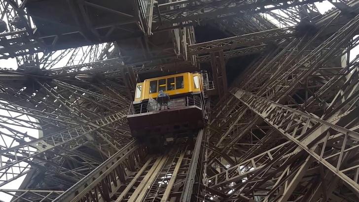Фото №9 - 19 монументальных фактов об Эйфелевой башне