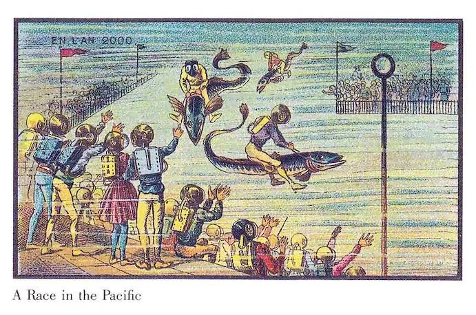 Фото №16 - Как люди изображали наше время сто лет назад
