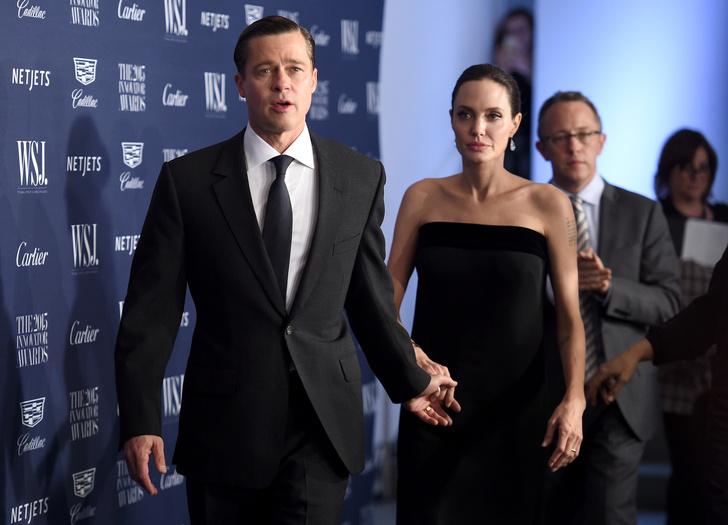 Фото №5 - Джоли снова обвинила Питта в домашнем насилии и готовит детей дать показания против отца