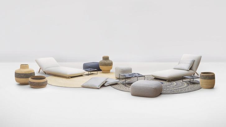 Фото №2 - Eres: новая коллекция мебели Paola Lenti