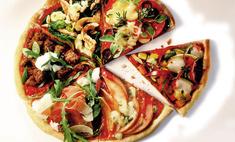 Легкое тесто для пиццы