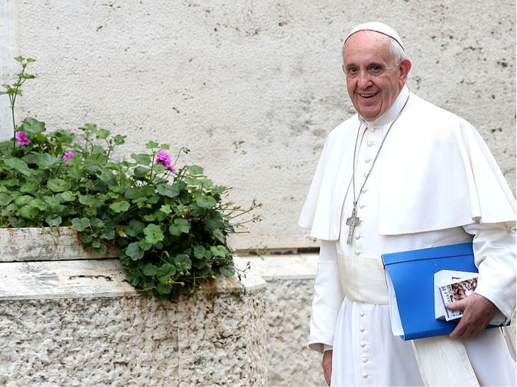 Фото №3 - Новая религия: 10 высказываний папы римского Франциска, которые вас удивят