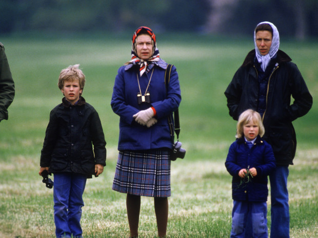 Фото №3 - Обделенные: почему не все внуки Королевы получили титулы принцев и принцесс