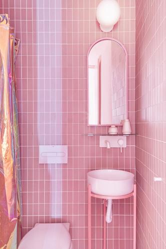 Фото №11 - Розовая квартира в центре Мадрида
