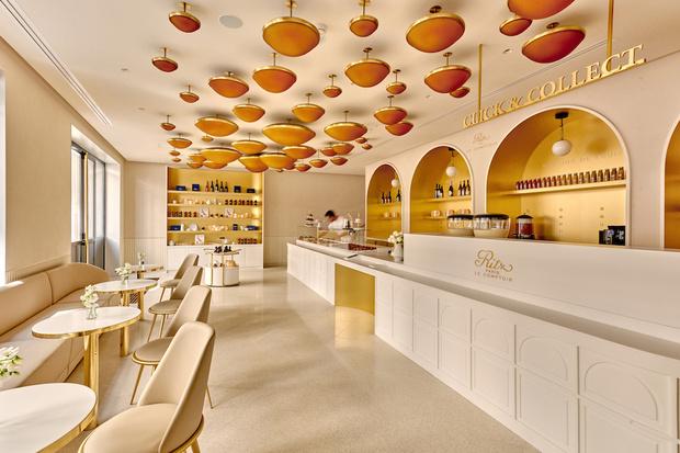 Фото №4 - В Париже открылась кондитерская Ritz Paris Le Comptoir