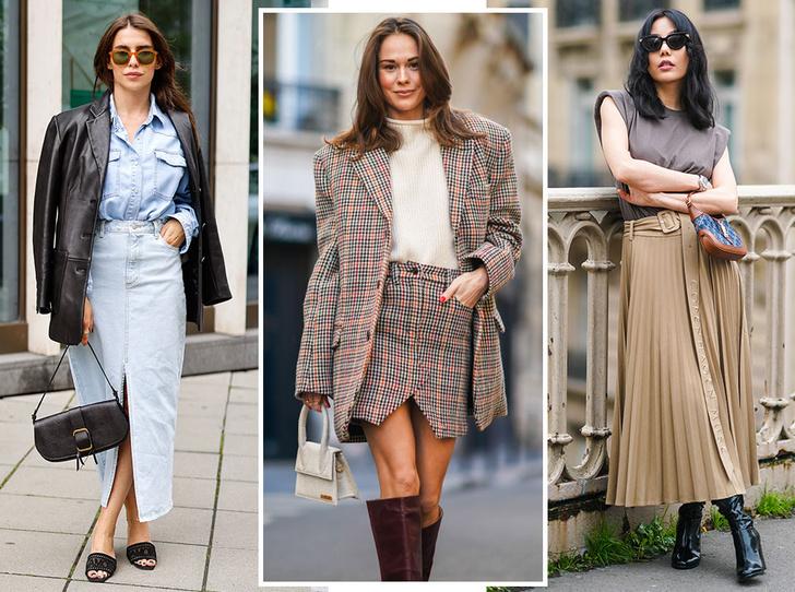 Фото №1 - И зимой и летом: какие юбки можно носить круглый год (и где их искать)