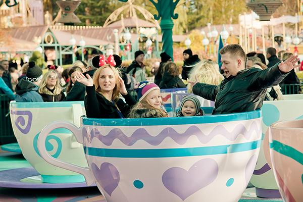 Фото №19 - Победители нашего юбилейного конкурса отправились в Disneyland Париж