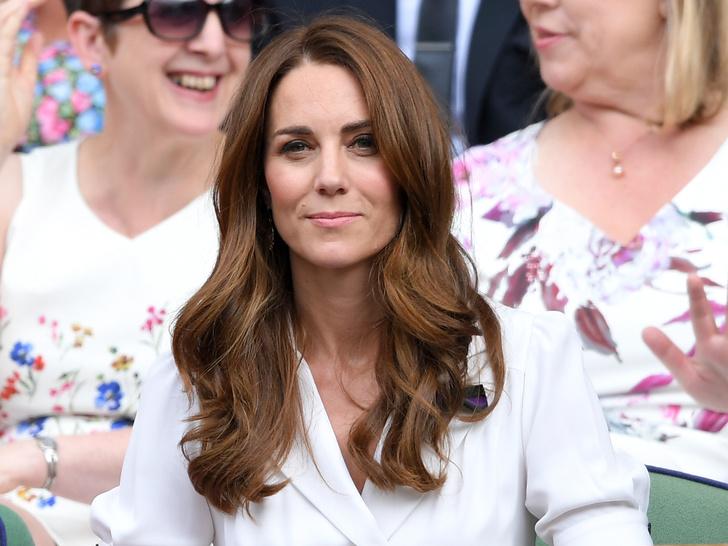 Фото №1 - Подарок не от мужа: самое роскошное украшение Кейт, не связанное с БКС