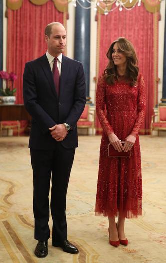 Фото №3 - 10 лучших образов герцогини Кейт в 2020 году