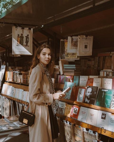 Фото №1 - Что почитать: любимые книги блогера Маши Пономаревой