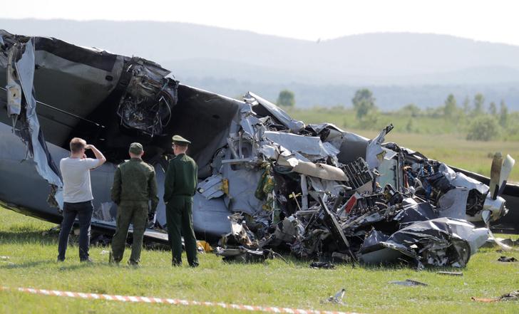 Фото №2 - Все авиакатастрофы в России, которые случились в проклятое лето 2021-го
