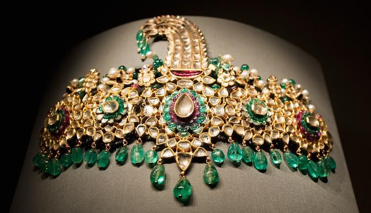 Фото №4 - Сокровища индийских князей: как выглядят самые роскошные украшения махараджей