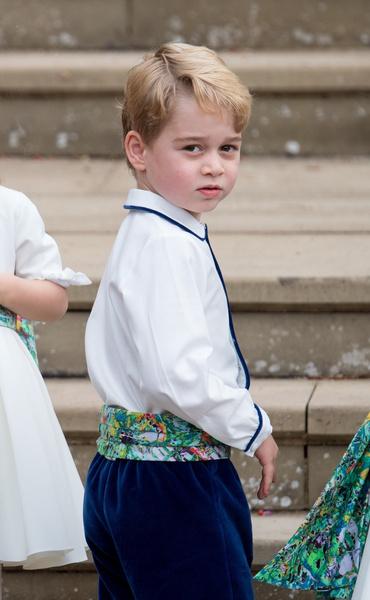 Фото №8 - Во дворце правят Тельцы: знаки зодиака членов королевской семьи