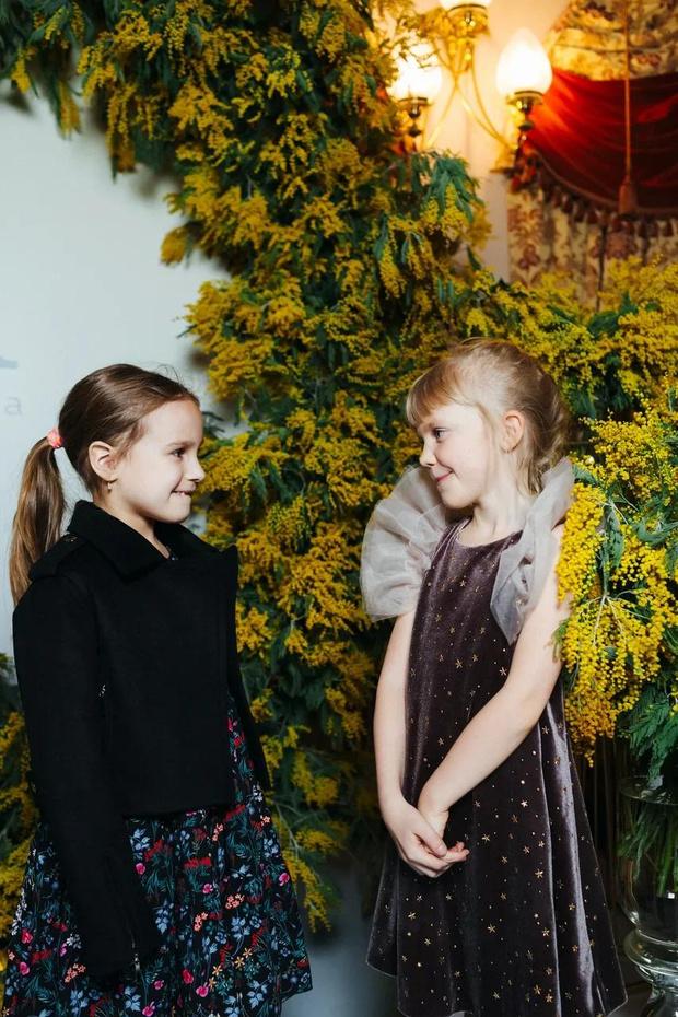 Фото №2 - Презентация новой коллекции детского премиального бренда Zhanna&Anna