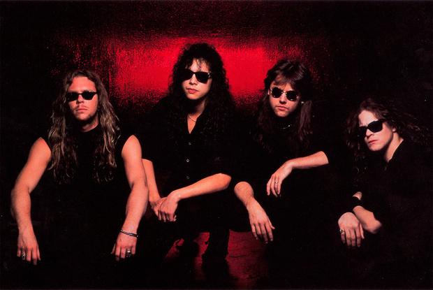 Фото №1 - История одной песни: «One» Metallica, 1988