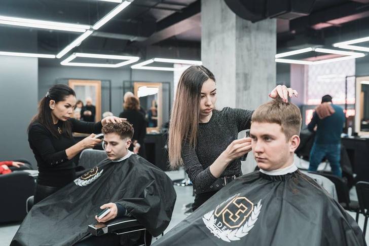 Фото №4 - Экономим красиво: 10 мест в Москве, где делают бесплатные стрижки, маникюр и массаж
