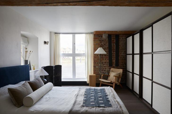 Фото №7 - Квартира в помещении бывшего склада в Лондоне